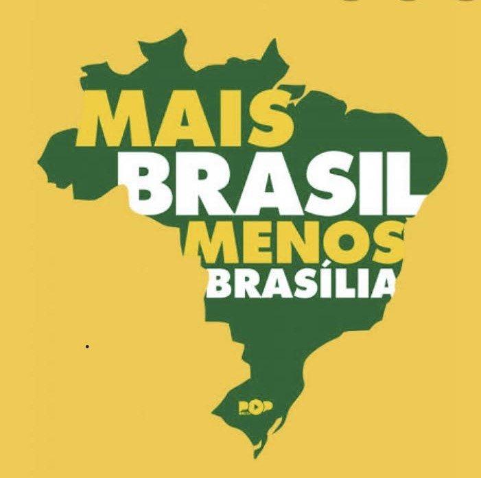 Mais Brasil Menos Brasilia